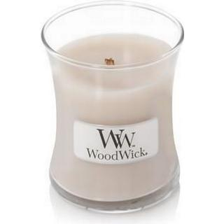 Woodwick Smoked Jasmine Small Scented Candles