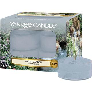 Yankee Candle Water Garden Tea Light Scented Candles