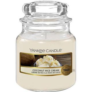 Yankee Candle Coconut Rice Cream Small Scented Candles