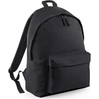 BagBase Original Fashion Backpack - Black