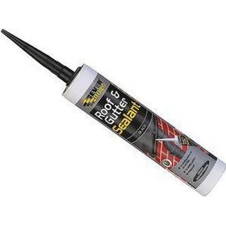 EverBuild Roof & Gutter Sealant Black 295ml