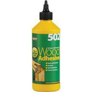 EverBuild 502 All Purpose Weatherproof Wood Adhesive 500ml 1pcs