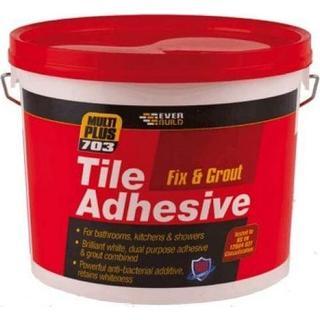 EverBuild 703 Fix & Grout Tile Adhesive 1.5kg 1pcs