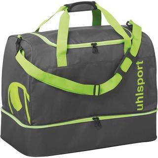 Uhlsport Essential 2.0 Players Bag 75L - Anthracite/Fluo Green