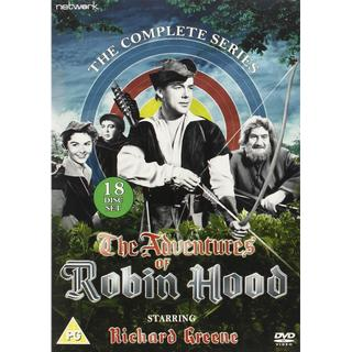 The Adventures of Robin Hood - The Complete Series (DVD) {2019}