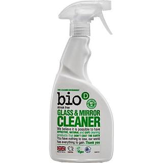 Bio-D Glass and Mirror Spray 500ml