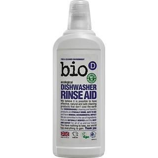 Bio-D Dishwasher Rinse Aid 750ml