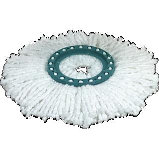 Leifheit Clean Twist Microfibre Replacement Disc Mop Head