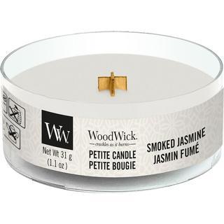 Woodwick Smoked Jasmine Petit Jar 31g Scented Candles