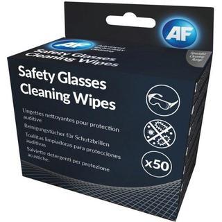 AF Safety Glasses Cleaning Wipes 50-pack