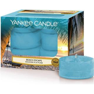 Yankee Candle Beach Escape Tea Light Scented Candles
