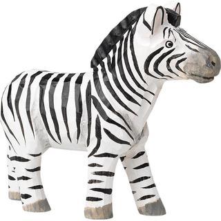 Ferm Living Hand Carved Zebra