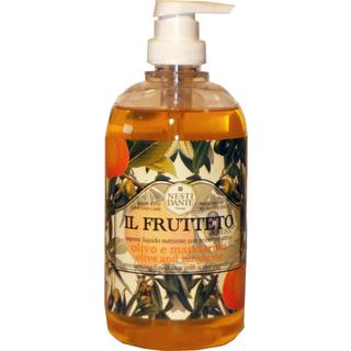Nesti Dante Olive Oil & Tangerine Liquid Soap 500ml