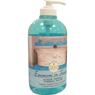 Nesti Dante Emozioni in Toscana Thermal Water Liquid Soap 500ml