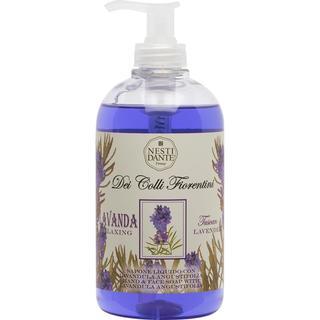 Nesti Dante Dei Colli Fiorentini Tuscan Lavender Liquid Soap 500ml