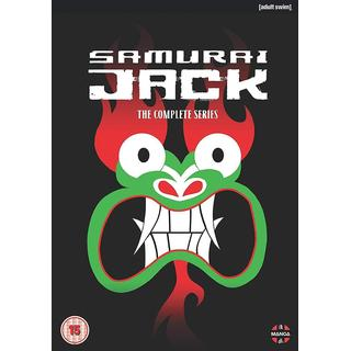 Samurai Jack - The Complete Series