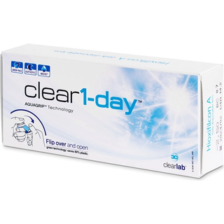 ClearLab Clear 1-day 30-pack