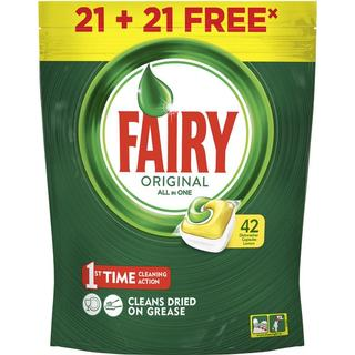 Fairy All in One Original 42 Tablets