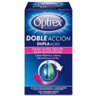 Optrex Double Action Eye Drops 10ml