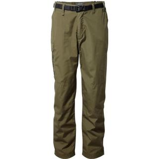 Craghoppers Outdoor Classic Kiwi Stain Resistant Trousers - Dark Moss