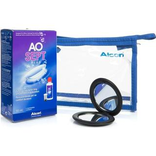 Alcon Aosept Plus HydraGlyde Flight Pack