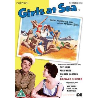 Girls at Sea (DVD)