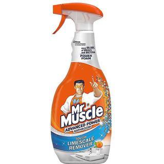 Mr Muscle Advanced Power Bathroom Cleaner 750ml