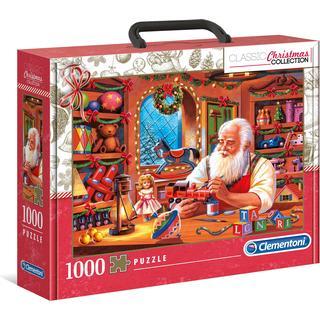 Clementoni Santa's Workshop 1000 Pieces