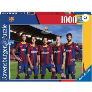Ravensburger FC Barcelona 1000 Pieces