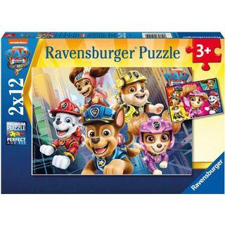 Ravensburger Paw Patrol the Movie 2x12 Pieces
