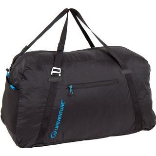 Lifeventure Packable Duffle Bag 70L - Black