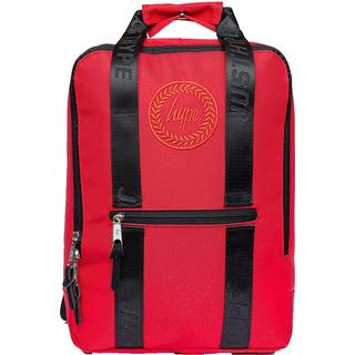 HYPE Boxy Backpack - Red