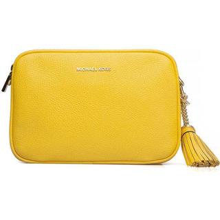 Michael Kors Borsa Mini Ginny - Yellow
