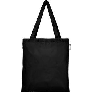 Bullet Sai Tote Bag - Deep Black