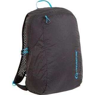 Lifeventure Packable Backpack 16L - Black