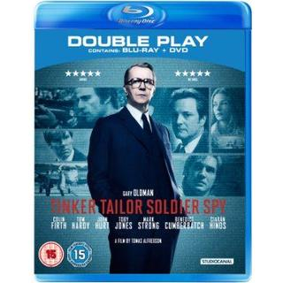 Tinker, Tailor, Soldier, Spy - Double Play (Blu-ray + DVD)