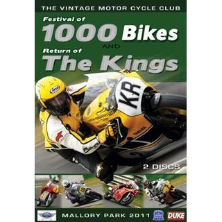 Festival of 1000 Bikes (Incl. Return of the Kings) 2 DVD Set