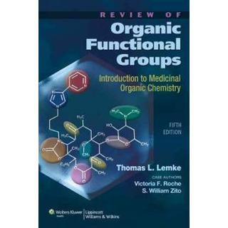 Review of Organic Functional Groups, Pocket