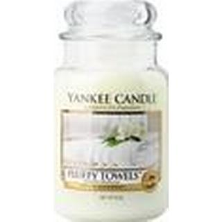Yankee Candle Fluffy Towels Large Scented Candles
