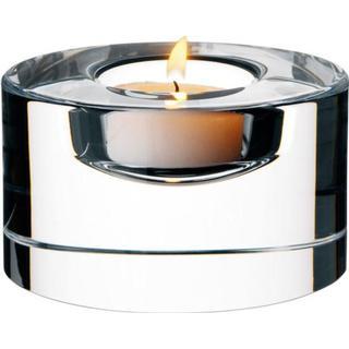 Orrefors Puck 5.7cm Candle Holder