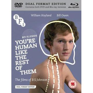 You're Human Like the Rest of Them (DVD + Blu-ray)