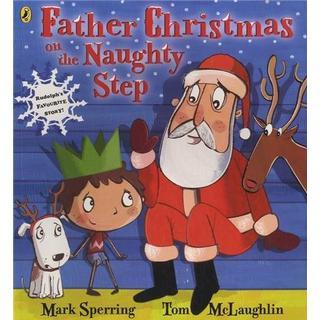 Father Christmas on the Naughty Step