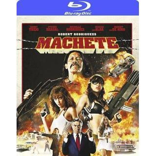 Machete (Blu-ray 2011)
