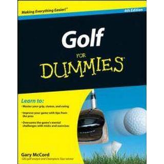 Golf for Dummies (Häftad, 2011), Häftad