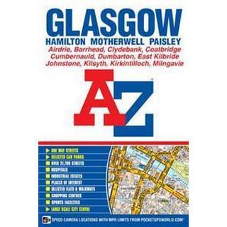Glasgow Street Atlas (Häftad, 2012), Häftad