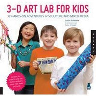 3D Art Lab for Kids (Häftad, 2013), Häftad, Häftad