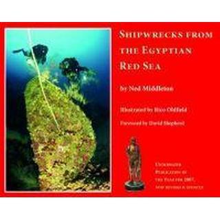 Shipwrecks from the Egyptian Red Sea (Häftad, 2009), Häftad, Häftad