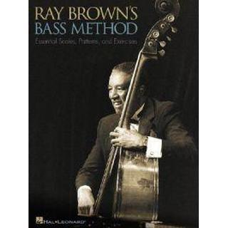 Ray Brown's Bass Method (Eagle Large Print)