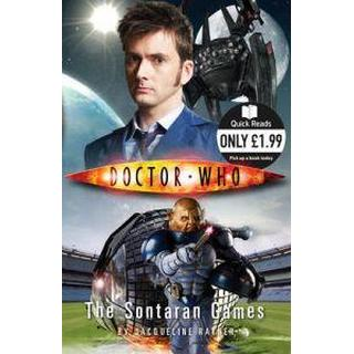 """""""Doctor Who"""": The Sontaran Games (""""Dr Who"""")"""