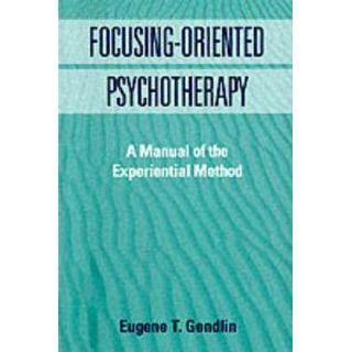 Focusing-oriented Psychotherapy (Häftad, 1998), Häftad, Häftad